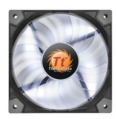 Thermaltake CL-F036-PL14WT-A Luna 14 Slim LED White Fan