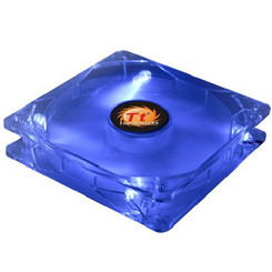 Thermaltake AF0025 80x80x25mm Blue-Eye LED Speed Control Fan