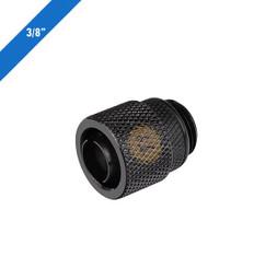 Thermaltake CL-W033-CA00BL-A Pacific 3/8in ID x 1/2in OD Compression � Black