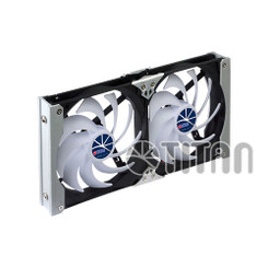 Titan TTC-SC09TZ/C Muti-Purpose Rack Fan (140 mm Dual Fan)