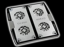 Titan TTC-G4TZ Aluminum Notebook Cooling Pad