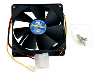 Vantec ThermoFlow TF8025 8CM Case Fan