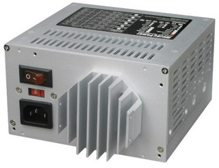 Works W365DF 360w Fanless Aluminum 24pin SATA ready Power Supply