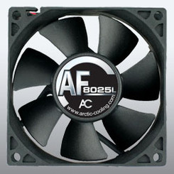 Arctic Cooling AF8025L 80x80x25mm Case Fan