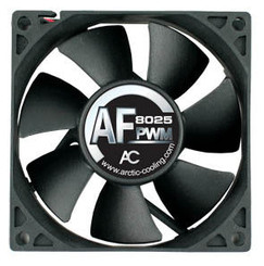Arctic Cooling AF8025PWM 80mm PWM Case Fan