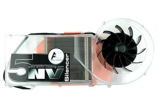 Arctic Cooling AVC-NV5 NV Silencer 5 Rev2 VGA Cooler