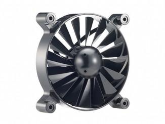 CoolerMaster R4-TMBB-08FK-R0 Turbine Master MACH0.8 16Blade Barometric 120x25mm Fan