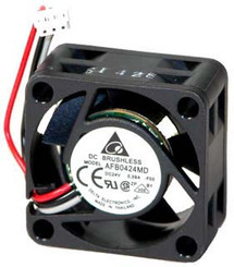 Delta AFB0424MD-F00 24V DC 40X20MM FAN, 3PIN, RPM Sensor