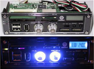 Enermax UC-9FATR2 Multi Function Panel w/ LCD Display