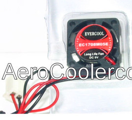 EverCool EC1708M05E 17mm x 8mm Nano 5V DC Fan