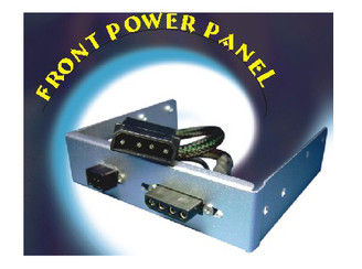 3.5inch Bay Front power panel