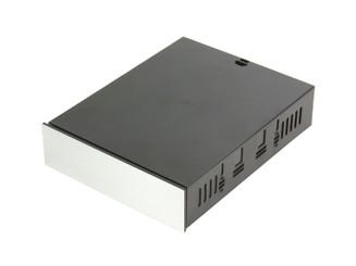 Scythe KC02-ASL-5 Kama Cabinet Pro (Silver Aluminum)