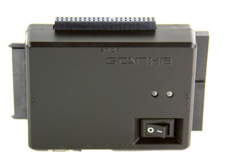 Scythe SCUPS-4000 Kama Connect 3 SATA/IDE HDD to USB3.0/2.0 Adapter