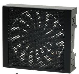 Scythe SCKB-2000BK Kama Bay Plus 5.25inch Bay System Cooler - Black