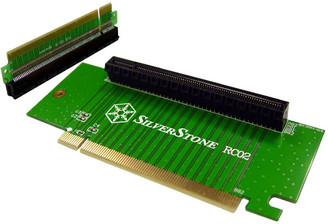 Silverstone RC02 PCI Express Riser Card for LC02/LC04 Case