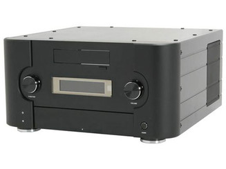 Silverstone CW02B-MXR Crown Home Theater Case
