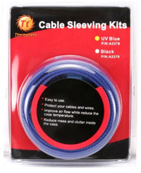 Thermaltake A2378 UV Blue Cable Sleeving Kit