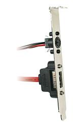 Thermaltake A2360 SATA to eSATA bracket