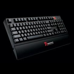 Thermaltake KB-MEG005US MEKA G1 1000Hz Extreme Gaming Keyboard