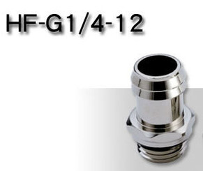 Enzotech HF-G1/4-12 High Flow Fitting