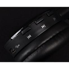 Luxa2 AD-HDP-PCLLBK-00 Lavi L On-Ear Bluetooth  Wireless Headphones