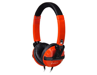 Luxa2 LHA0011 Red  F1 Extra Bass Headphone