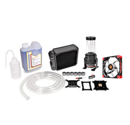 Thermaltake CL-W072-CU00BL-A Pacific RL140 D5 Water Cooling Kit