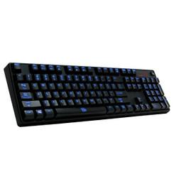 Thermaltake Ttesports KB-PIZ-KBBLUS-01 POSEIDON Z Illuminated – Brown Switch Edition Keyboard