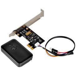 Silverstone SST-ES01-PCIE RF Wireless PC Remote Control Switch Kit