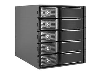 Kingwin  MKS-535TL  3 x 5.25inch Bay 5 x 3.5inch SATA HDD Module Rack