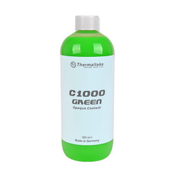 Thermaltake CL-W114-OS00GR-A C1000 (1000 ml) Opaque Coolant Green