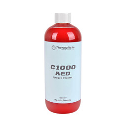 Thermaltake CL-W114-OS00RE-A C1000 (1000 ml) Opaque Coolant Red