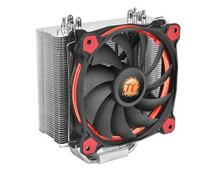 Thermaltake CL-P022-AL12RE-A Riing Silent 12 Red CPU Cooler