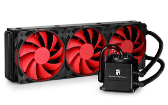 DEEPCOOL  CAPTAIN 360 3x120mm Fan Radiator CPU Liquid Cooler