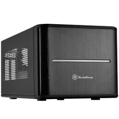 Silverstone SST-CS280B Premium 8-Bay 2.5inch Small Form Factor NAS Chassis