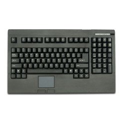 ACK-730 USB Touch Pad Rackmount/POS Keyboard