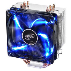 DEEPCOOL GAMMAXX 400 120mm Fan CPU Cooler LGA 2011/1366/1156/1155/1151/1150/775/FM2/FM1/AM3+/AM3/AM2+/AM2/940/939/754