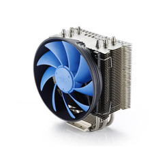 DEEPCOOL GAMMAXX S40  4 Heatpipes 120mm PWM Fan Compact CPU Cooler