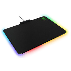 Razer RZ02-01350100-R3U1 Firefly - Chroma Custom Lighting Gaming Mouse Mat - Hard