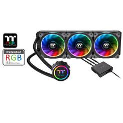 Thermaltake  CL-W158-PL12SW-A Floe Riing RGB 360 TT Premium Edition