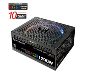 Thermaltake  PS-TPG-1200F1FAPU-1  Toughpower Grand RGB 1200W Platinum