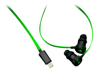 Razer RZ04-02090100-R3U1 Hammerhead for iOS - Digital Gaming & Music In-Ear Headset