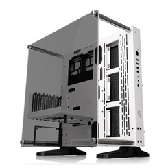 Thermaltake CA-1G4-00M6WN-05 Core P3 Tempered Glass Snow Edition ATX Open Frame Chassis