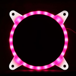 Silverstone SST-FG142 24pcs RGB ALED Strip Plastic 140mm Fan Grille
