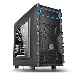 Thermaltake CA-1D3-00S1WN-00  Versa H13 Window M-ATX Gaming Chassis