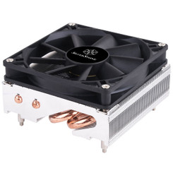 Silverstone SST-AR11 Argon Series LGA115X Low Profile CPU Cooler