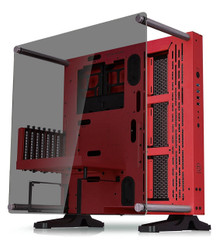 Thermaltake CA-1G4-00M3WN-03 Core P3 Tempered Glass Red Edition ATX Open Frame Chassis