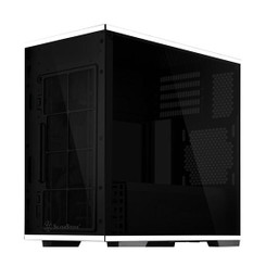 Silverstone SST-LD01 Tempered Glass M-ATX/M-DTX/M-ITX T Transparent  Case