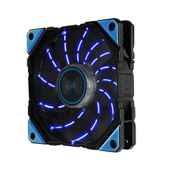 Enermax UCDFV12P-BL D.F.VEGAS 120mm Blue LED PWM Fan
