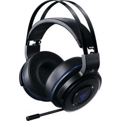 Razer RZ04-01590100-R3U1  Thresher Ultimate Wireless PS4 Gaming Headset (Black/Blue)